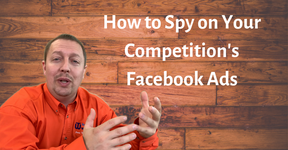 Legally Spy on Facebook Ads